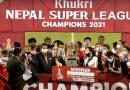 काठमाडौं रेजर्स एफसीले पहिलो संस्करण  फुटबलको उपाधि काठमाडौं रेजर्सलाई