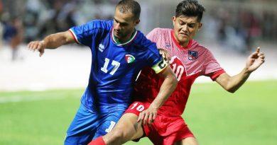नेपाल बलियो टोली अष्ट्रेलियासँग ३ – ० ले पराजित भएको